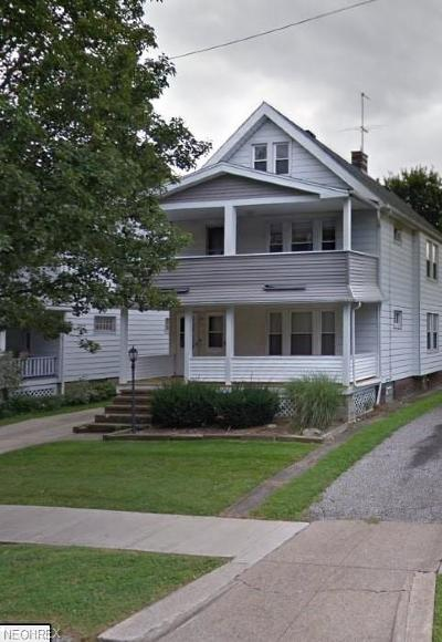 Cleveland Multi Family Home For Sale: 2007 Natchez Ave