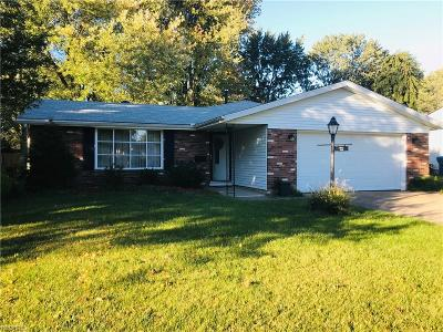 Lorain Single Family Home For Sale: 2640 West 37th St