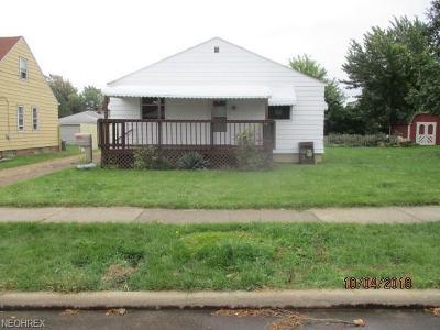 Single Family Home For Sale: 5245 West 149th St