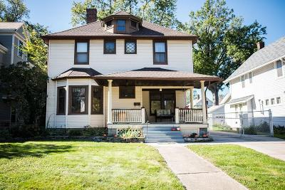 Lakewood Single Family Home For Sale: 1516 Lakewood Ave