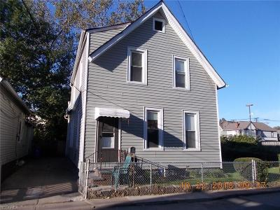 Multi Family Home For Sale: 2452 Thurman Ave