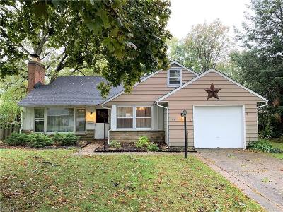 Berea Single Family Home For Sale: 151 Edgewood Dr