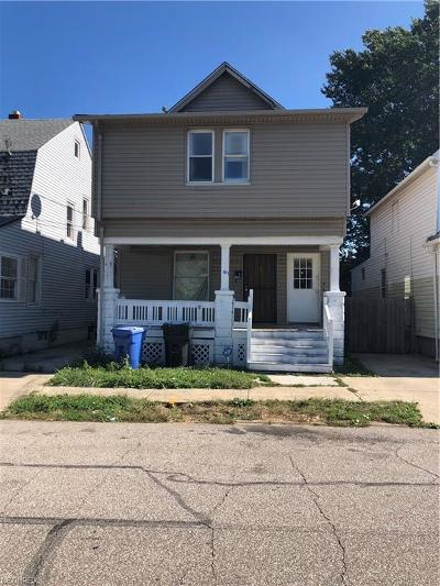 Cleveland Multi Family Home For Sale: 1563 West 102nd St