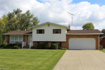 Alliance OH Single Family Home Pending: $139,500