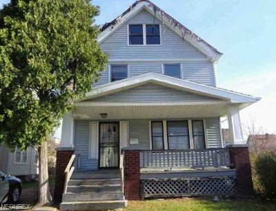 Cleveland Single Family Home For Sale: 3525 East 131 St