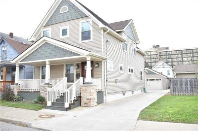 Cleveland Single Family Home For Sale: 1324 West 67th St