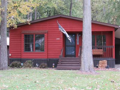 Elyria Single Family Home For Sale: 340 Ashwood Dr