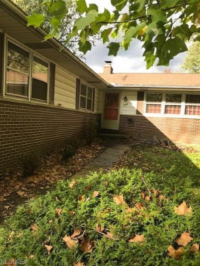 Medina Single Family Home For Sale: 3541 East Smith Rd