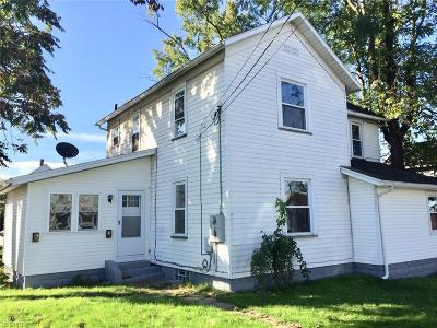 Single Family Home For Sale: 17 Wilson Ave