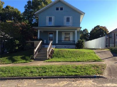 Guernsey County Single Family Home For Sale: 406 North 15th St