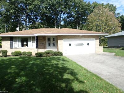 Seven Hills Single Family Home For Sale: 1317 North Circle View Dr