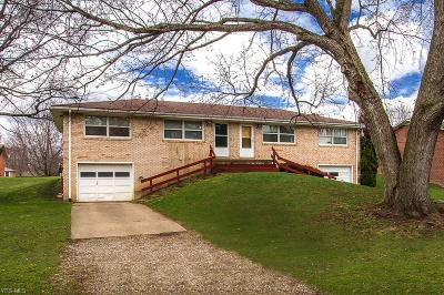 Massillon Multi Family Home For Sale: 7655 Peyton St Northwest