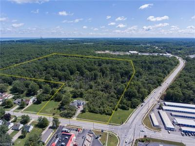 Lorain County Residential Lots & Land For Sale: Root Rd