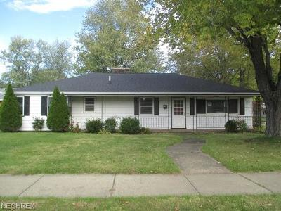 Painesville Single Family Home For Sale: 179 Sanford St
