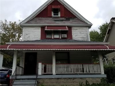 Cleveland Single Family Home For Sale: 3395 East 116th St