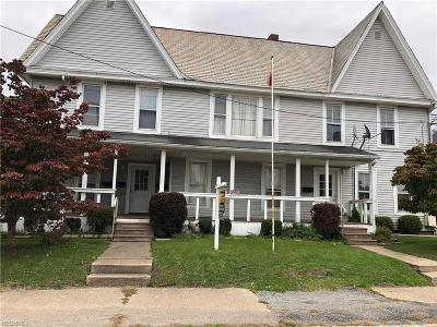 Ashtabula County Multi Family Home For Sale: 4924 West Ave