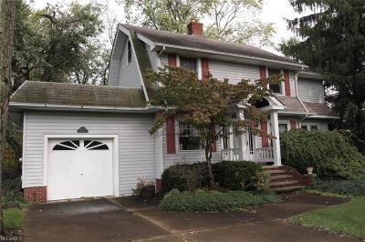 Strongsville Single Family Home For Sale: 16348 Drake Rd