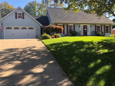 Zanesville Single Family Home For Sale: 2748 Martin Rd