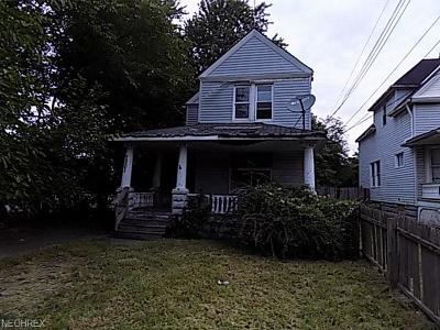 Cleveland Single Family Home For Sale: 7501 Osage Ave