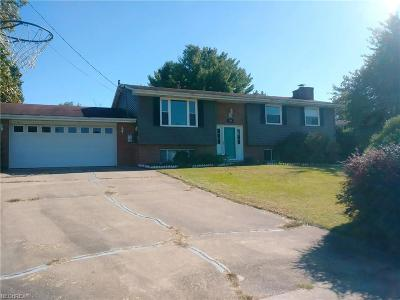 Marietta OH Single Family Home For Sale: $155,000