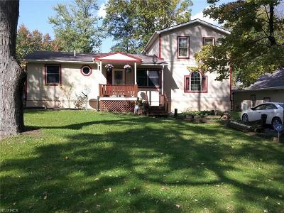 Warren Single Family Home For Sale: 3125 Crestview Ave Southeast