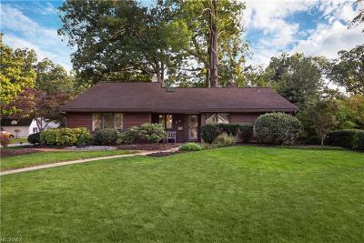 Bay Village Single Family Home For Sale: 25315 Wolf Rd