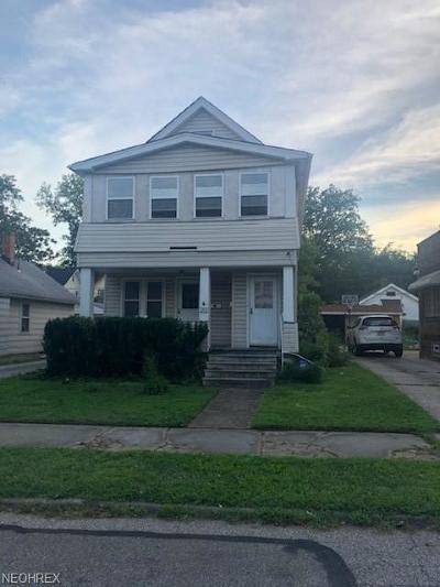 Cuyahoga County Multi Family Home For Sale: 3300 West 128th St