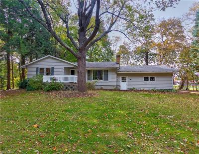 Perry Single Family Home For Sale: 4724 Davis Rd