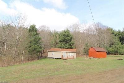 Muskingum County Residential Lots & Land For Sale: 12350 Parks Rd