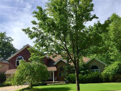 Beachwood Single Family Home For Sale: 23315 Ranch Road
