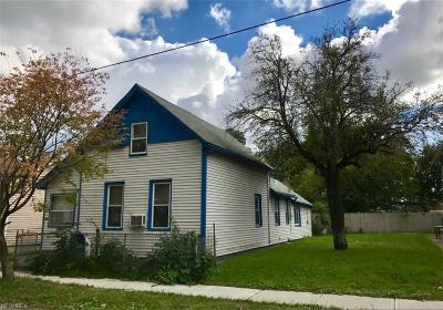 Ohio City Single Family Home For Sale: 3207 Barber Avenue