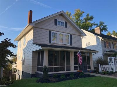 Zanesville OH Single Family Home For Sale: $194,900