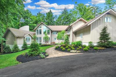 Geauga County Single Family Home For Sale: 117 Partridge Ln