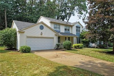 Mentor OH Single Family Home For Sale: $209,900