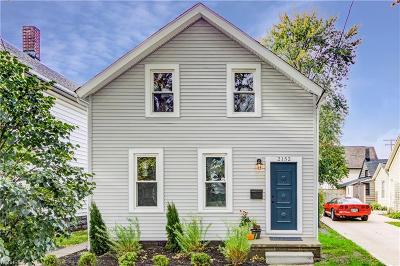 Single Family Home For Sale: 2152 West 32nd St