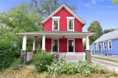 Cleveland Single Family Home For Sale: 1840 West 50th St