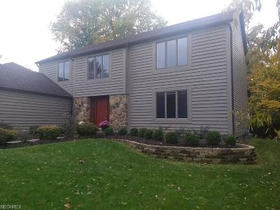 Strongsville Single Family Home For Sale: 19904 Cottonwood Trl
