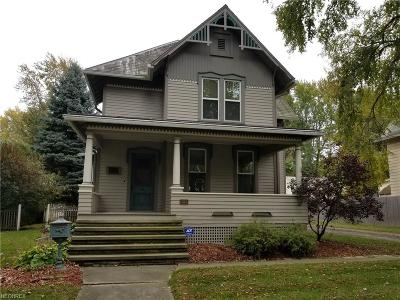 Single Family Home Sold: 313 Courtland St