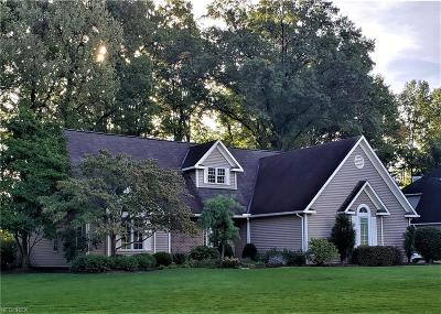 Avon Single Family Home For Sale: 2127 Clifton Way