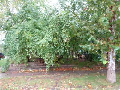 Cuyahoga County Residential Lots & Land For Sale: 2962 West 14th St