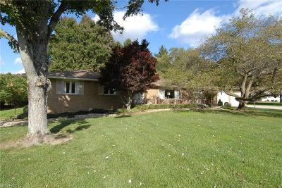 Single Family Home For Sale: 2670 Center Dr