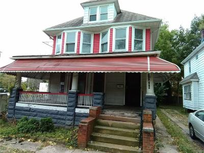 Cleveland Single Family Home For Sale: 10408 South Blvd