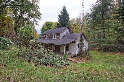 Single Family Home For Sale: 14730 Telpahak St Southeast