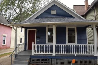 Single Family Home For Sale: 1836 West 50th St