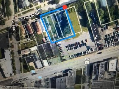 Cleveland Residential Lots & Land For Sale: 5207 Tillman Ave