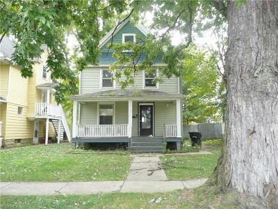Elyria Single Family Home For Sale: 334 13th St