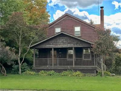 Kent Single Family Home For Sale: 1384 Tallmadge Rd