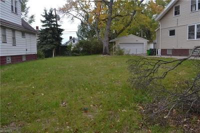 Cuyahoga County Residential Lots & Land For Sale: 4646 Horton Rd