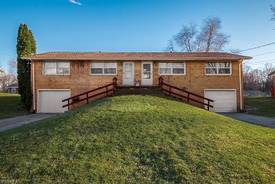 Massillon Multi Family Home For Sale: 7656 Bermuda St Northwest