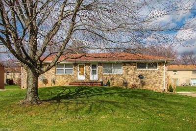 Massillon Multi Family Home For Sale: 7621 Bermuda St Northwest